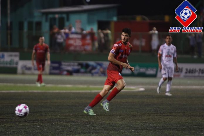 San Carlos cae 0x1 ante Belén