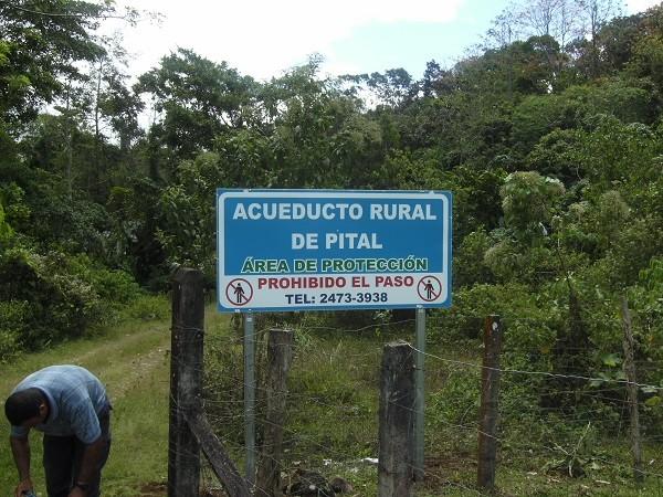 Acueducto Pital