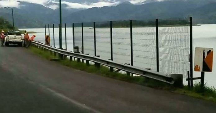 Represa del Arenal