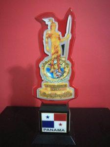 Premio Latinoamericano de oro