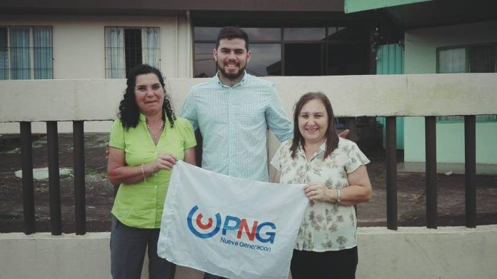 Carlos Berrocal PNG