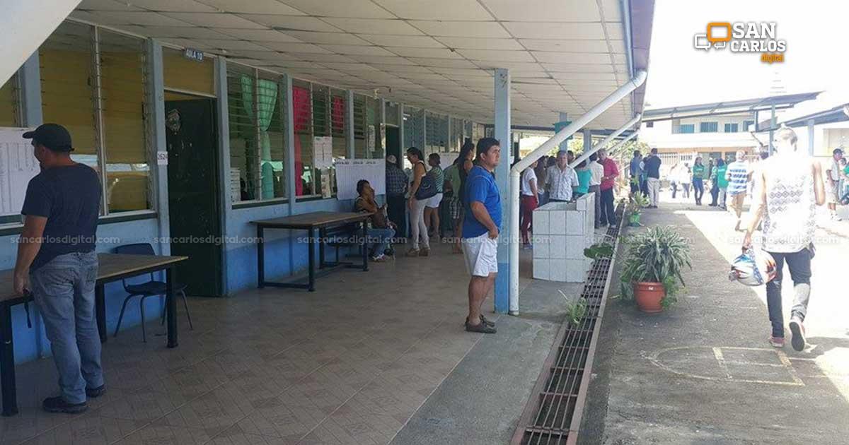TSE inicia revisión de centros de votación el próximo lunes - San Carlos Digital