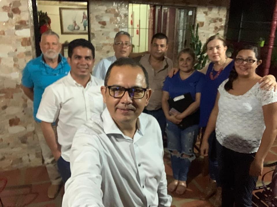 Candidato Restrepo inicia giras a comunidades - San Carlos Digital