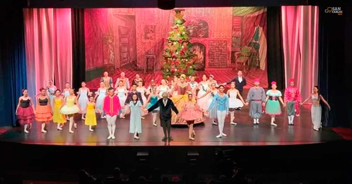 Ballet 'El Cascanueces' llega a San Carlos - San Carlos Digital