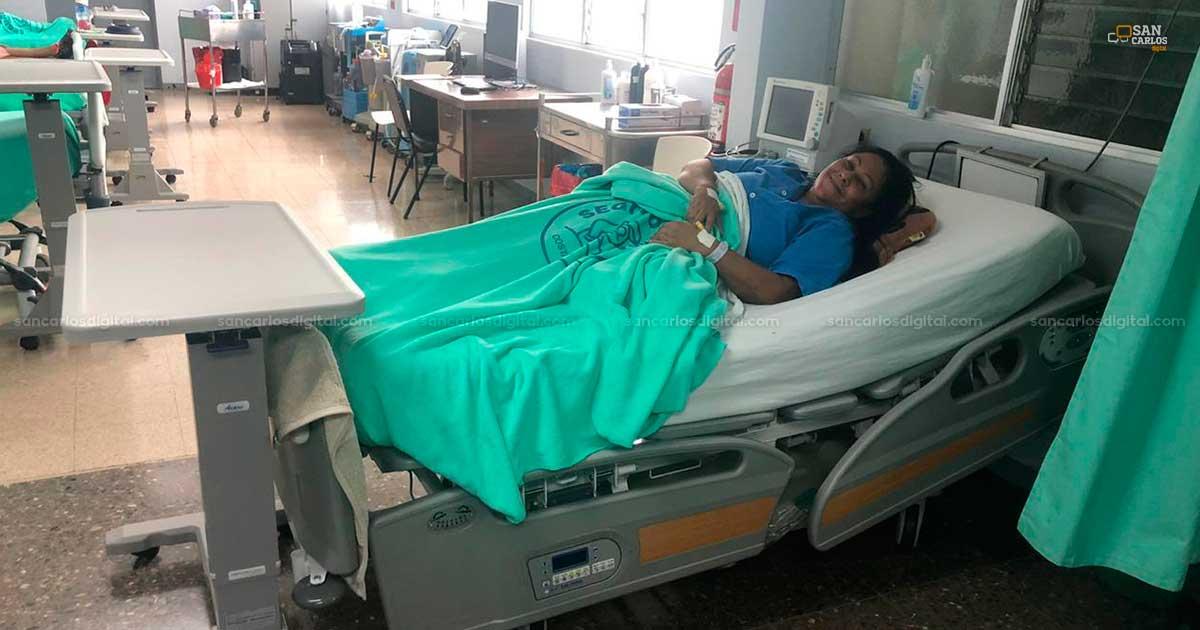 Camas y cunas nuevas en el Hospital Los Chiles - San Carlos Digital
