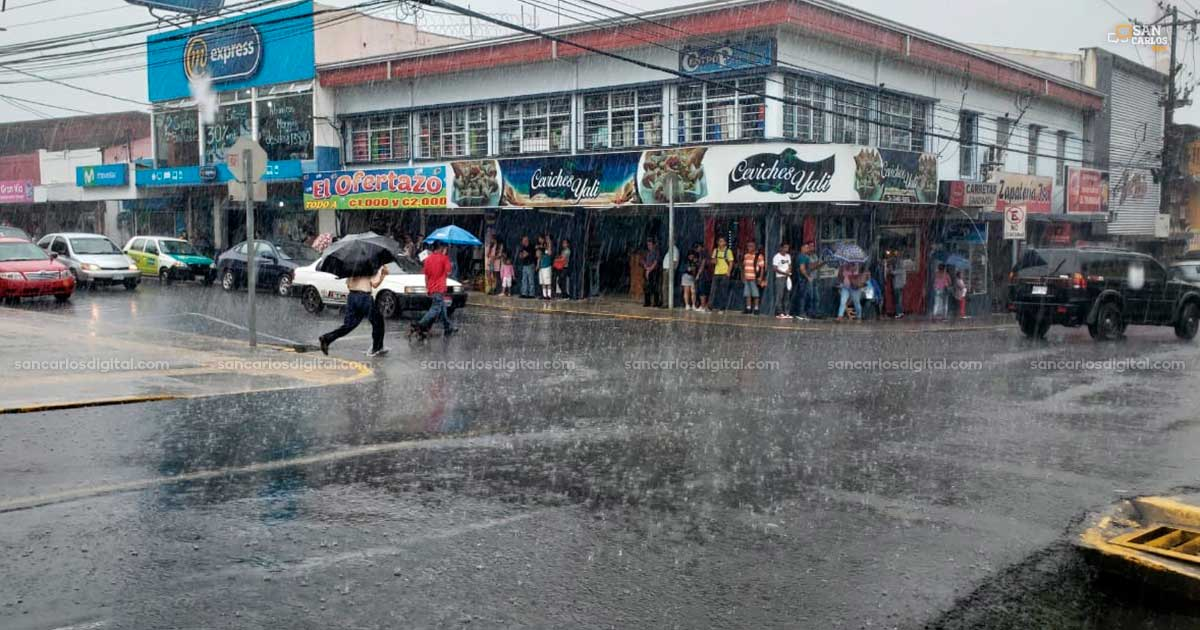 Frente Frío afecta al cantón este fin de semana - San Carlos Digital
